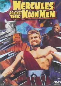 Hercules Against the Moon Man - (Region 1 Import DVD)