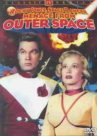 Menace from Outer Space - (Region 1 Import DVD)