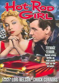Hot-Rod Girl - (Region 1 Import DVD)