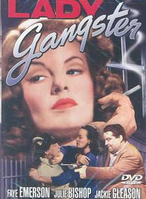 Lady Gangster - (Region 1 Import DVD)