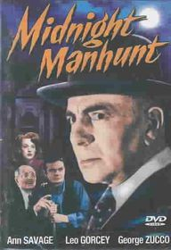 Midnight Manhunt - (Region 1 Import DVD)