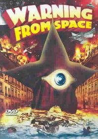 Warning from Space - (Region 1 Import DVD)