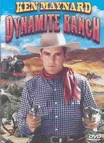 Dynamite Ranch - (Region 1 Import DVD)