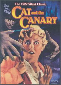 Cat and the Canary - (Region 1 Import DVD)