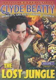 Lost Jungle - (Region 1 Import DVD)