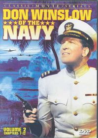 Don Winslow Of The Navy Volume 2 (Chapters 7-12) - (Region 1 Import DVD)