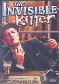 Invisible Killer - (Region 1 Import DVD)