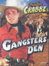 Gangster's Den - (Region 1 Import DVD)