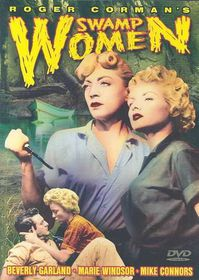 Swamp Woman - (Region 1 Import DVD)