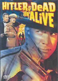 Hitler Dead or Alive - (Region 1 Import DVD)