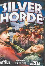 Silver Horde - (Region 1 Import DVD)