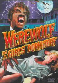 Werewolf in a Girl's Dormitory - (Region 1 Import DVD)