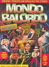 Mondo Balordo - (Region 1 Import DVD)