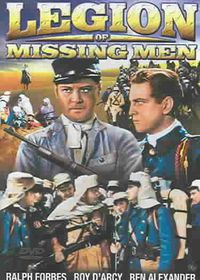 Legion of Missing Men - (Region 1 Import DVD)