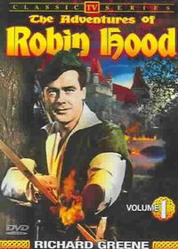 Adventures of Robin Hood:Vol 1 - (Region 1 Import DVD)