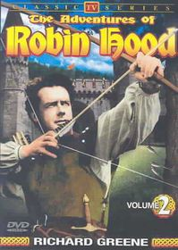 Adventures of Robin Hood:Vol 2 - (Region 1 Import DVD)