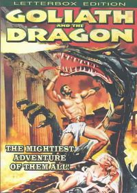 Goliath and the Dragon - (Region 1 Import DVD)