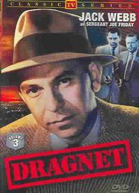 Dragnet TV Series:Vol 3 - (Region 1 Import DVD)