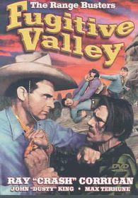 Fugitive Valley - (Region 1 Import DVD)