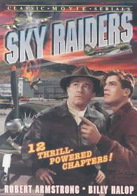 Sky Raiders:Serial - (Region 1 Import DVD)