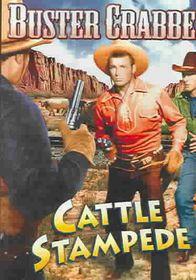 Cattle Stampede - (Region 1 Import DVD)