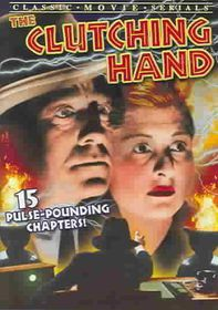 Clutching Hand Serial:Chapters 1 15 - (Region 1 Import DVD)