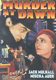 Murder at Dawn - (Region 1 Import DVD)