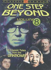 One Step Beyond:Vol 8 - (Region 1 Import DVD)
