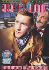 Sherlock Holmes: TV Classics - Vol 6 - (Region 1 Import DVD)