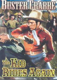 Kid Rides Again - (Region 1 Import DVD)