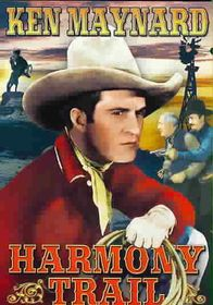 Harmony Trail - (Region 1 Import DVD)