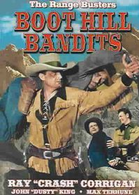 Boot Hill Bandits - (Region 1 Import DVD)