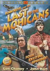 Hawkeye and the Last of the Mohicans - Vol. 1 - (Region 1 Import DVD)
