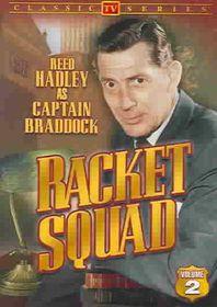 Racket Squad:Vol 2 - (Region 1 Import DVD)