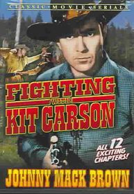Fighting with Kit Carson - (Region 1 Import DVD)