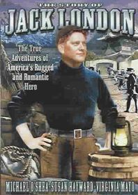 Story of Jack London - (Region 1 Import DVD)