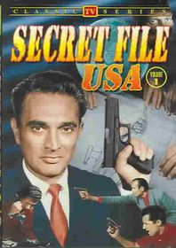 Secret File USA - (Region 1 Import DVD)