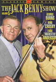 Jack Benny Show:Vol 5 TV Classics - (Region 1 Import DVD)
