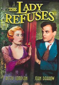 Lady Refuses - (Region 1 Import DVD)