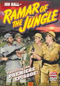 Ramar of the Jungle - (Region 1 Import DVD)