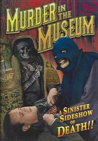 Murder in the Museum - (Region 1 Import DVD)