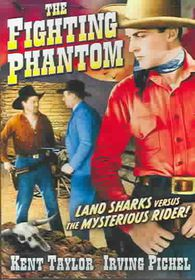 Fighting Phantom (Aka Mysterious Rider) - (Region 1 Import DVD)