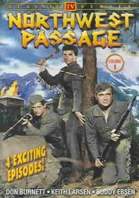 Northwest Passage - (Region 1 Import DVD)
