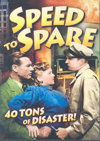 Speed to Spare - (Region 1 Import DVD)