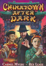 Chinatown After Dark - (Region 1 Import DVD)