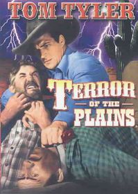 Terror of the Plains - (Region 1 Import DVD)