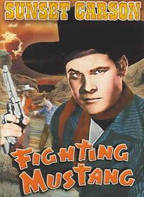 Fighting Mustang - (Region 1 Import DVD)