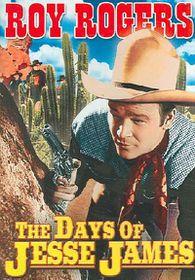Days of Jesse James - (Region 1 Import DVD)