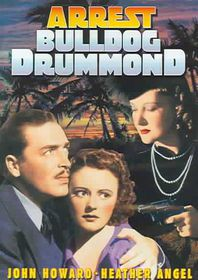 Arrest Bulldog Drummond - (Region 1 Import DVD)