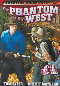 Phantom of the West:Chapters 1 10 - (Region 1 Import DVD)